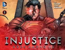 Injustice 1-3